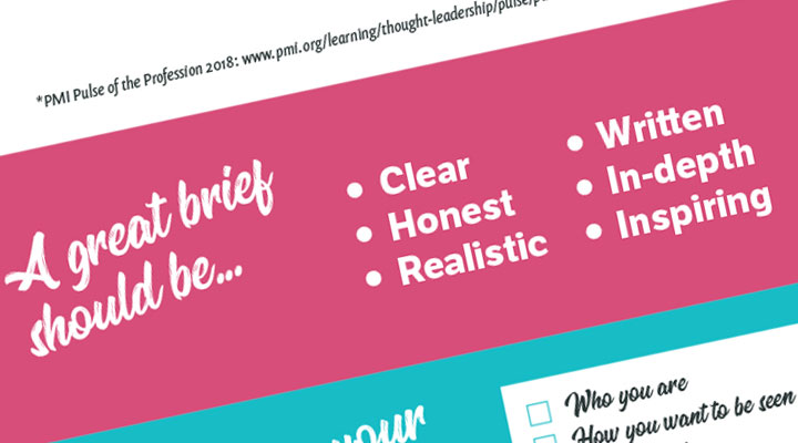 The website brief - why bother, and what we need to know