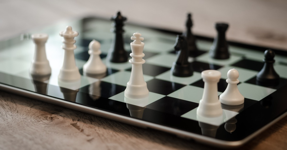 What to look for in a competitor's website