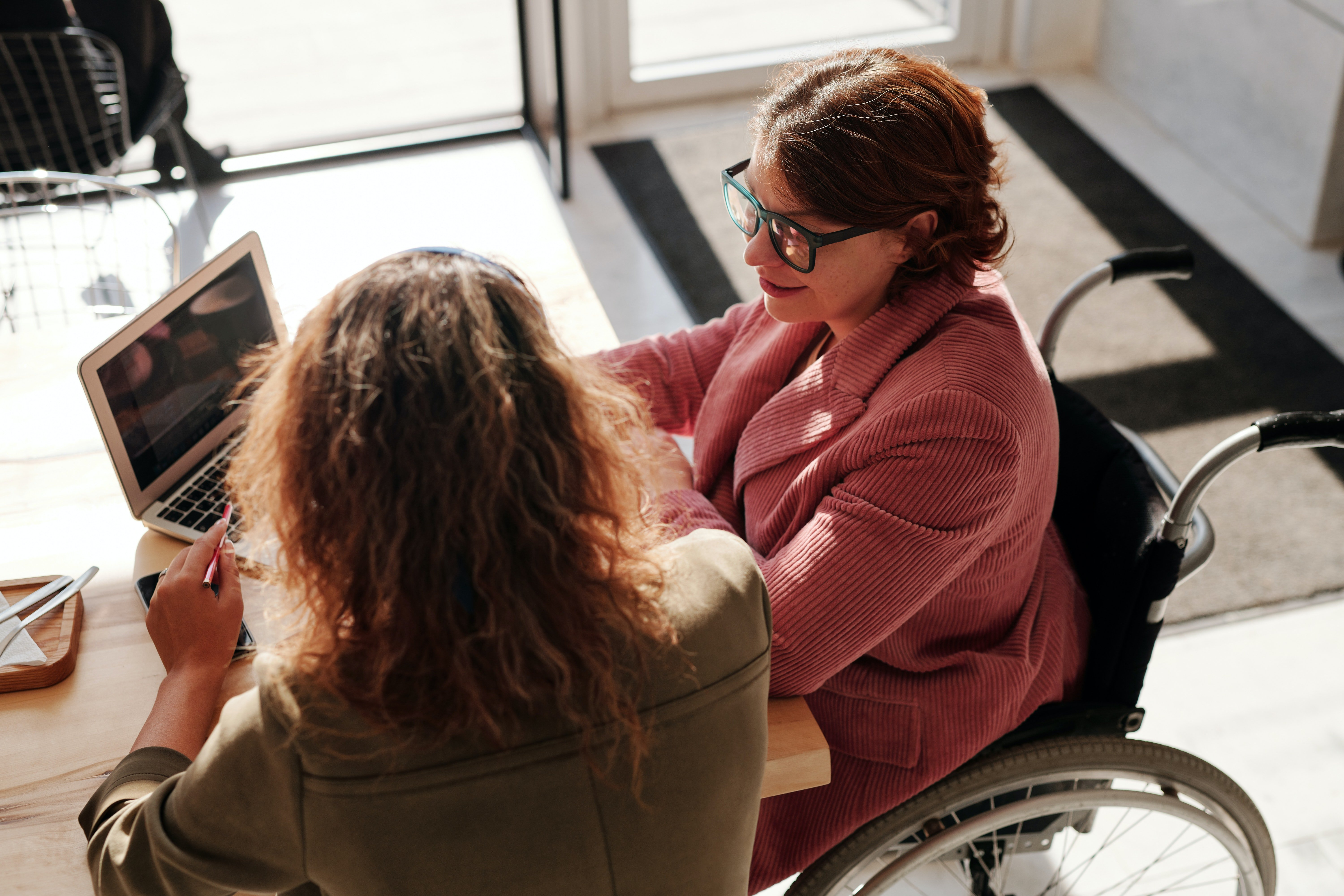 How we approach web development and web design for disabled people's organisations - and why it's important