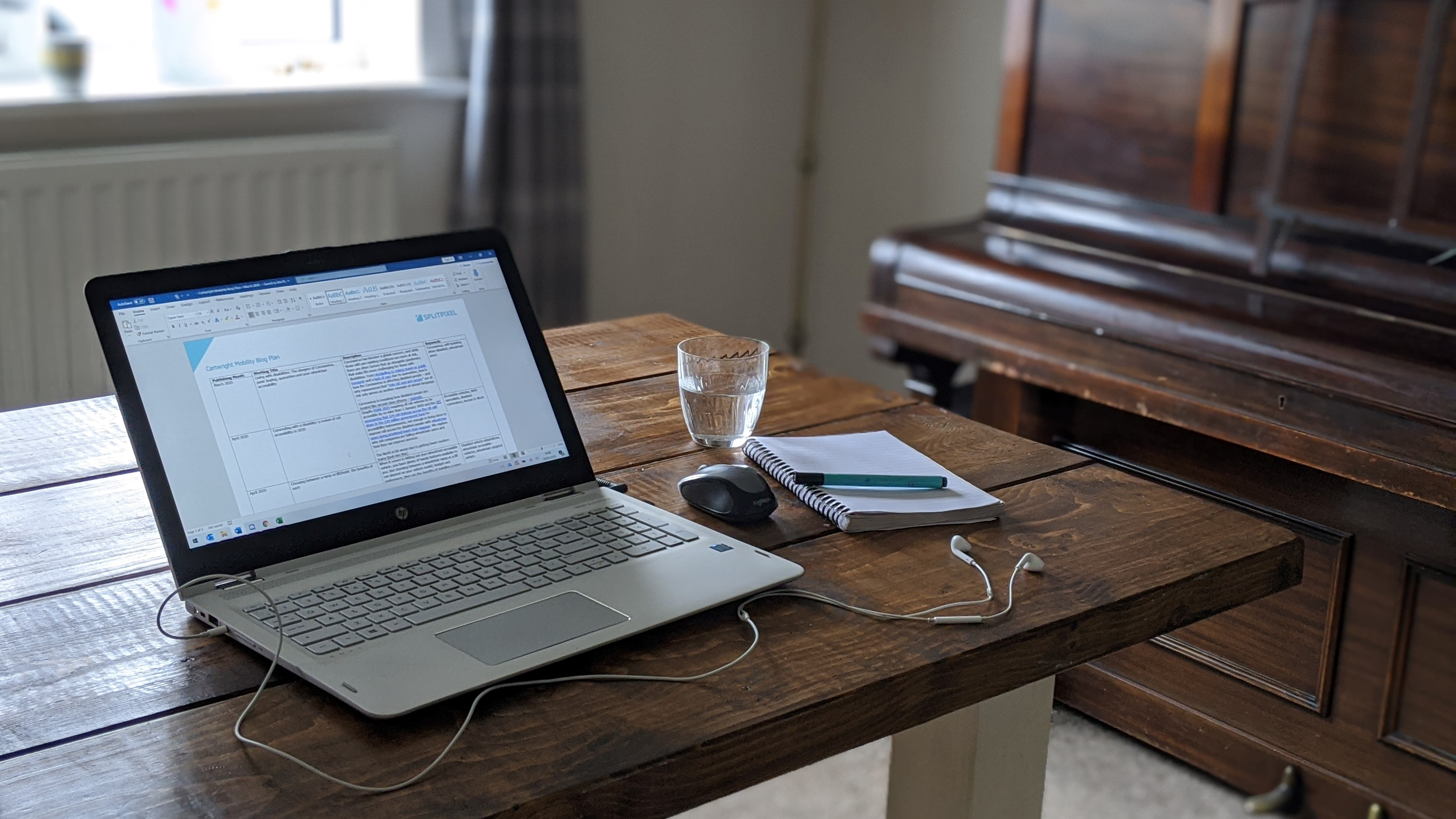 Six seemingly obvious tips for surviving working from home